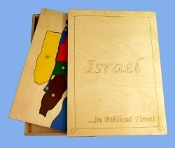 Box for Israel Puzzle-Israel in Biblical Times, A10BXBRTU