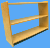 3 Shelf Unit, Baltic