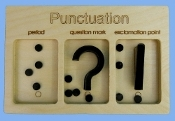 3 Punctuation Marks